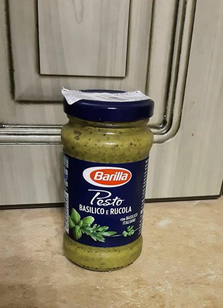 Знакомство с соусами