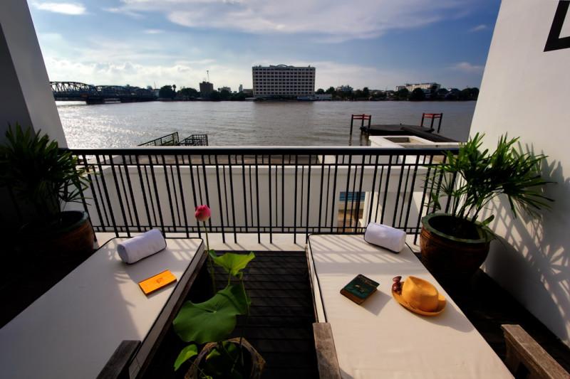 Фантастический отель Сиам в Бангкоке