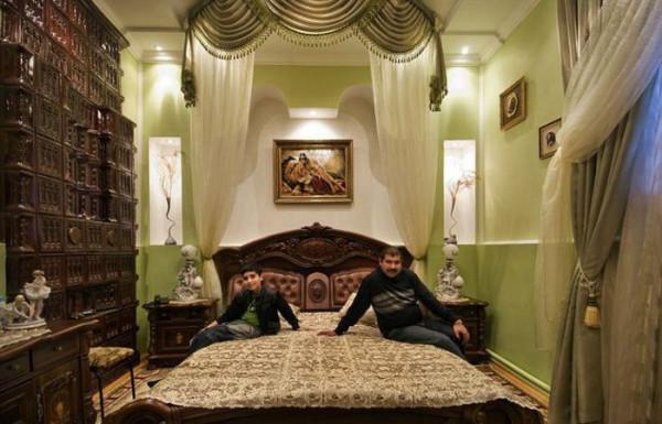 Интерьеры богатых домов в разных странах мира