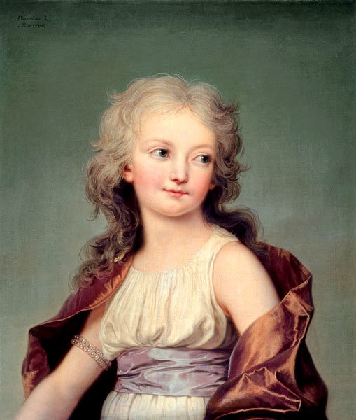 Адольф Вертмюллер, 1786.
