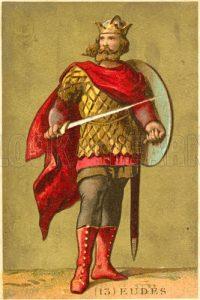Эд I, король Франции.