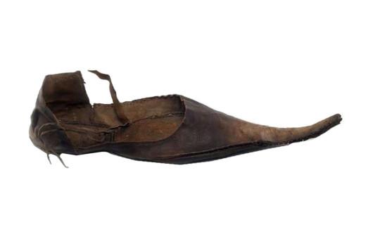 Один из примеров остроносого ботинка. Изображение с сайта mebo.com.