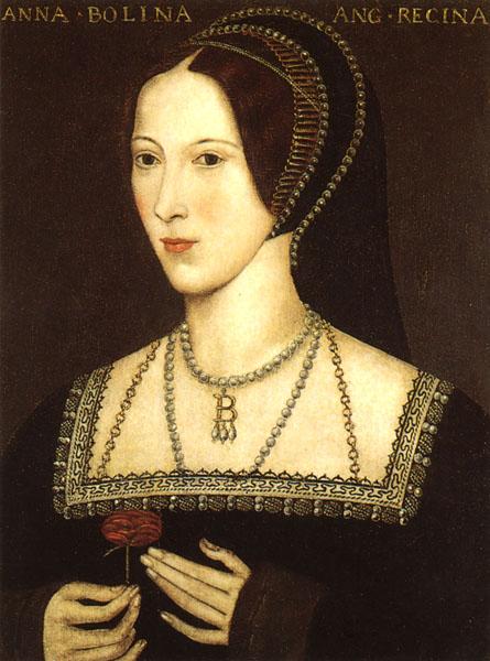 Анна в 1525 году. Изображение с сайта ru.wikipedia.org, где автор портрета не указывается.