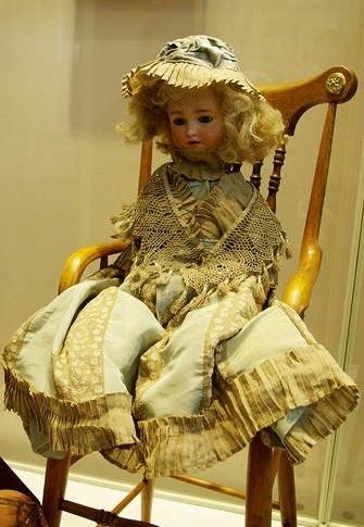 Кукла ручной работы, принадлежавшая Великой княжне Татьяне
