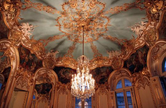 Зал Принцессы в отеле Субиз. Рококо. Изображение с сайта ru.wikipedia.org.