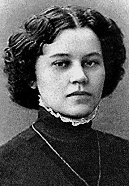 Татьяна Лаппа, 1910-е. Изображение с сайта iknigi.net.