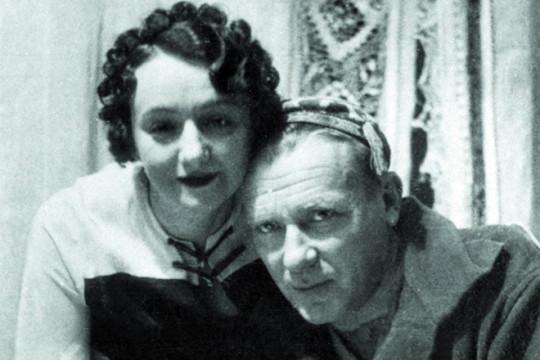 Елена Сергеевна и Михаил Афанасьевич. Изображение с сайта 24smi.org.
