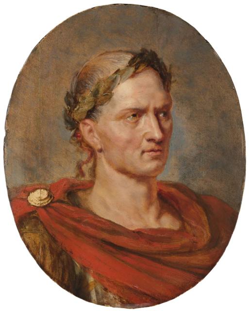 Юлий Цезарь. Питер Рубенс,