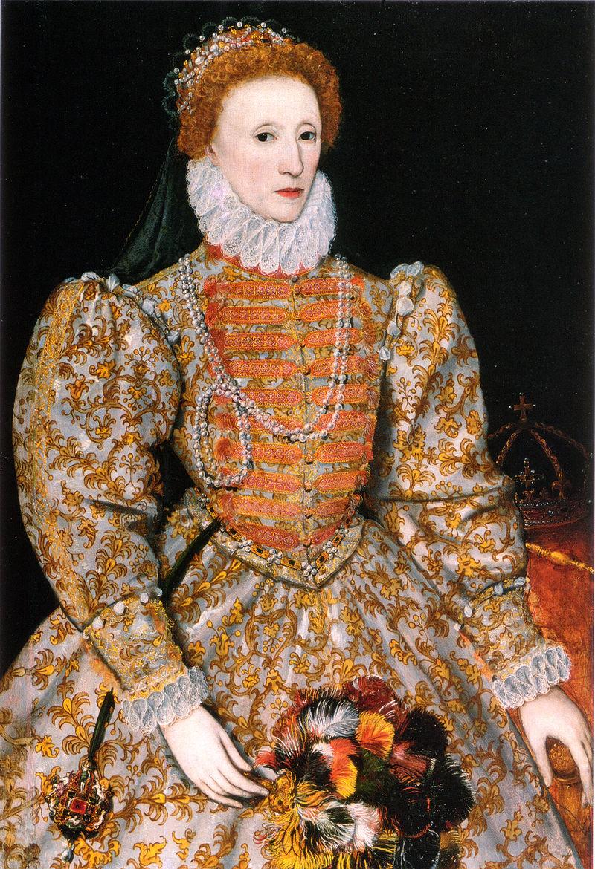 """""""Портрет Дарнли"""", ок. 1575. Назывался так потому, что принадлежал лордам Дарнли."""