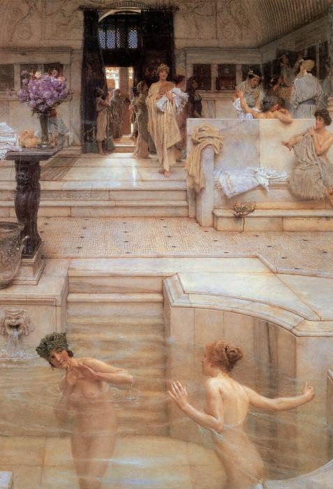 """Например, вот так. """"Любимое занятие"""", 1909."""