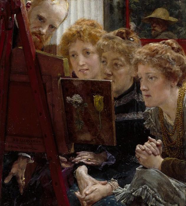 """""""Семья"""", 1896."""