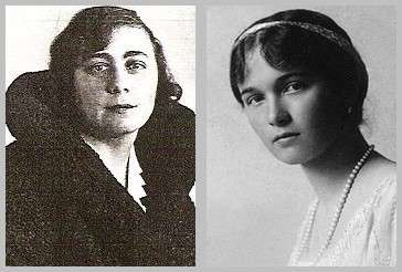 Марга Бодтс и Ольга Николаевна.