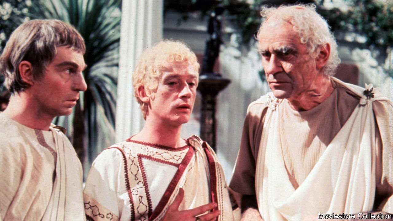 Клавдий, Калигула и Тиберий. С сайта www.economist.com.