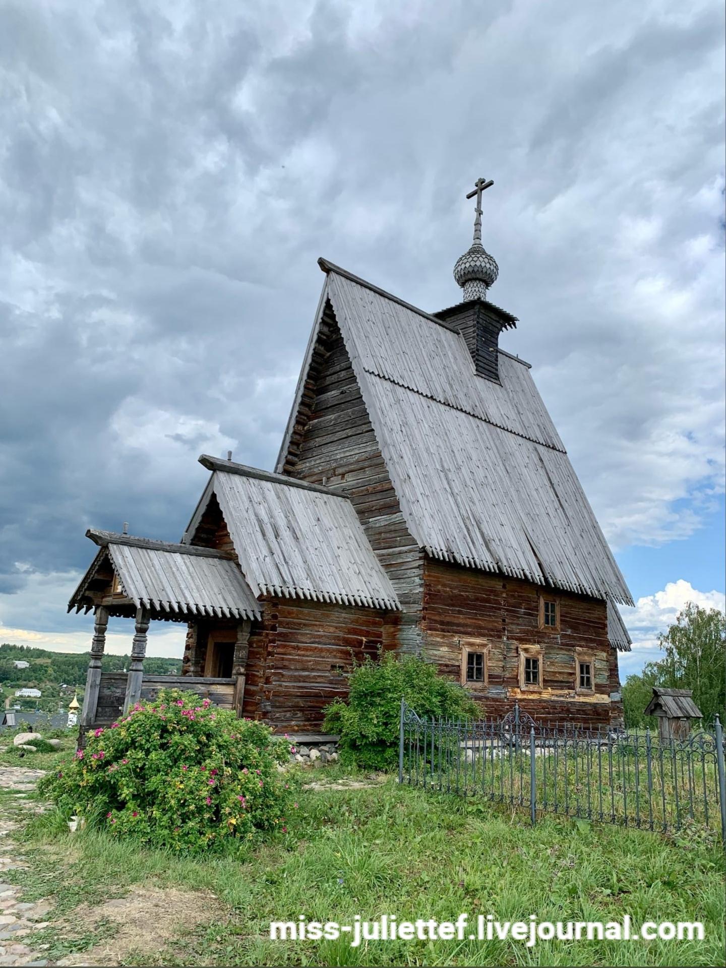 Церковь Воскресения Христова, 1699.