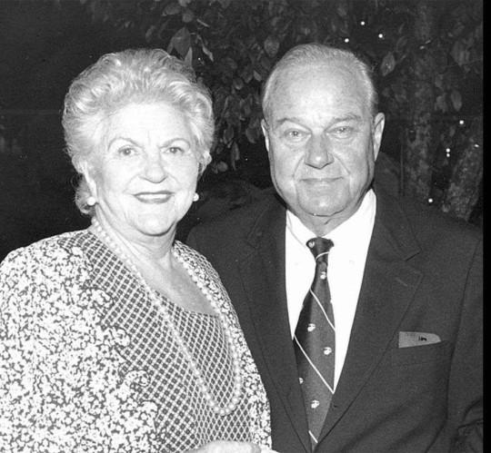 Павел Романов-Ильинский с женой Анжеликой Филиппой