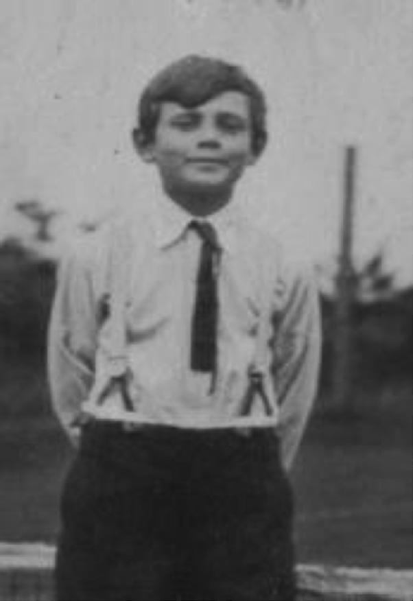 Граф Брасов в детстве