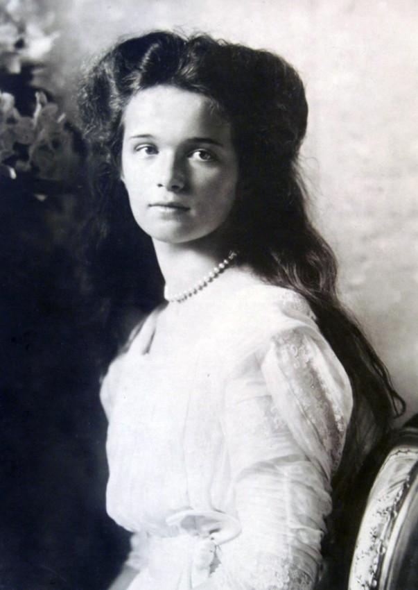 Ольга, 1910 год.