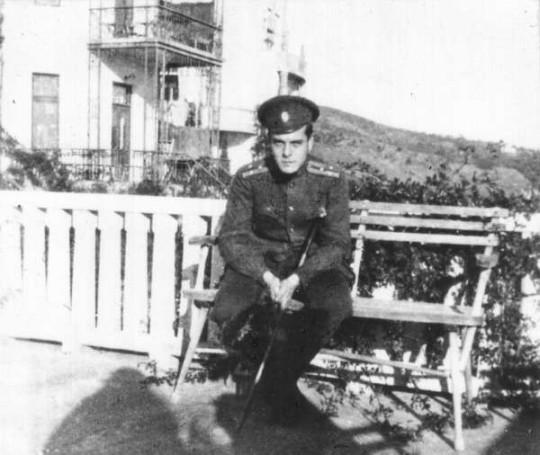 Крым, 1916 (1915?) год.