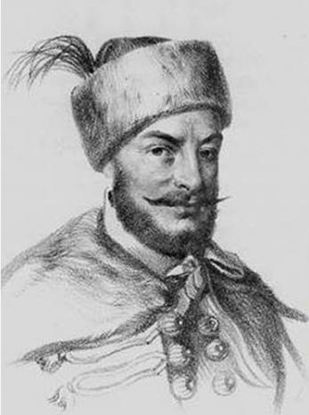 Михня Злой, второй сын Влада Цепеша.