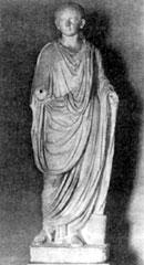 Британник, сын императора Клавдия.