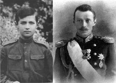 Цесаревич Алексей определённо напоминал дядю.