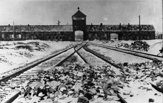 Аушвиц после 1945 года.