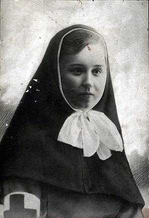 Сестра милосердия Римма Иванова.