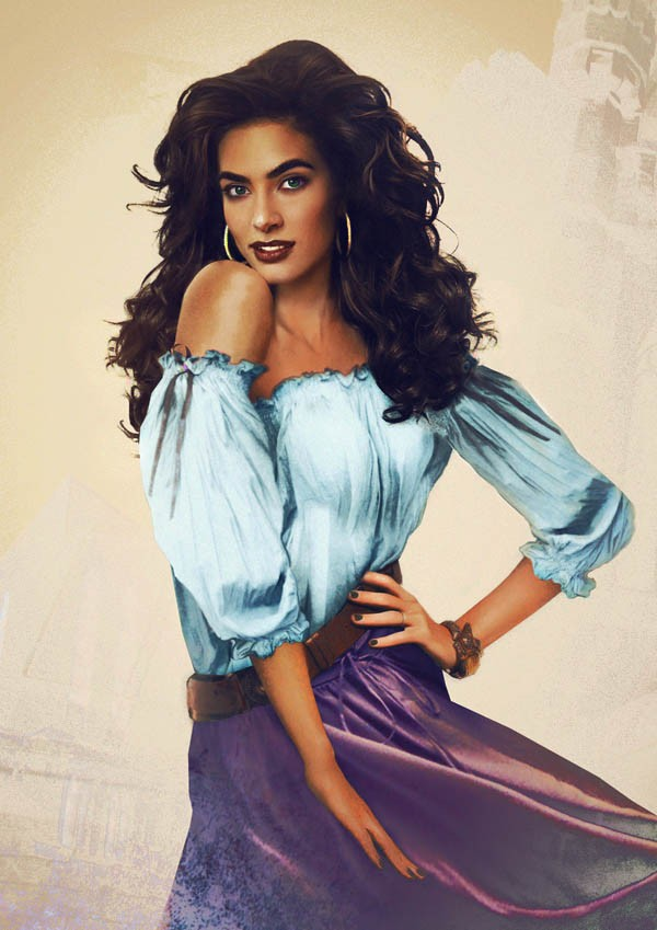 real-life-disney-character-esmeralda-hunchback-notre-dame