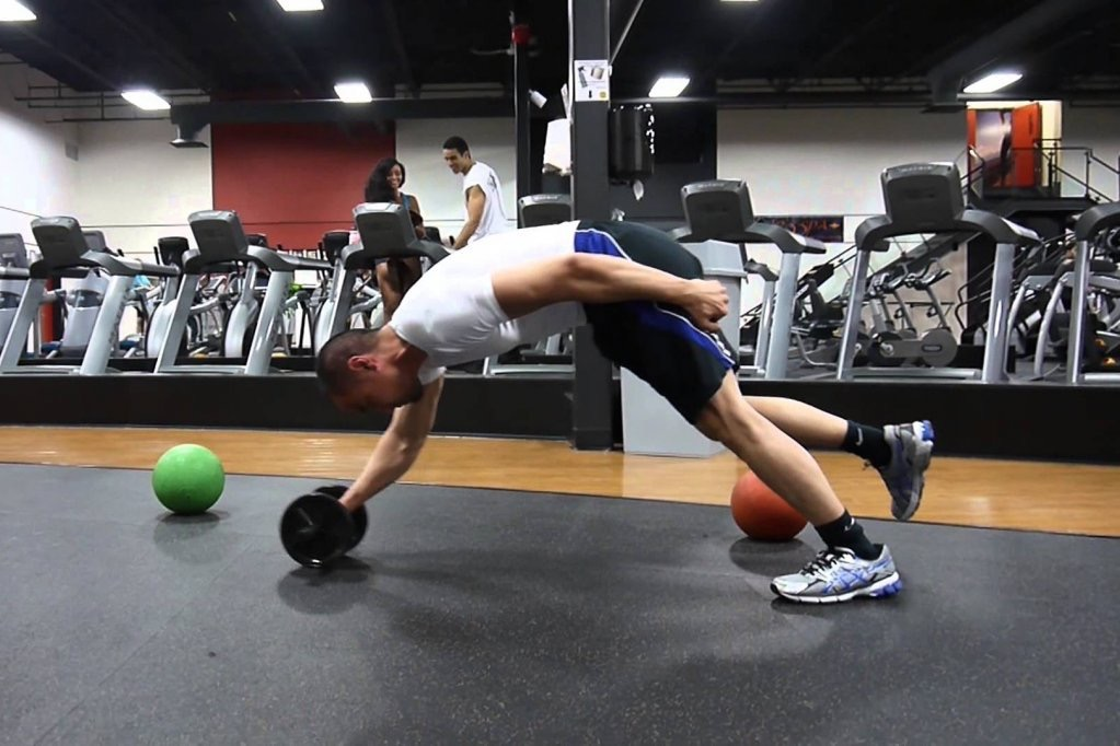 Как проработать всё тело одним упражнением