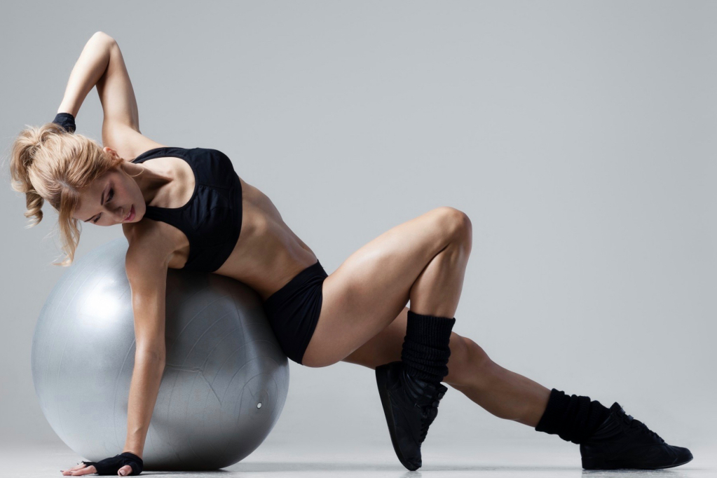 программа упражнений для похудения живота и боков