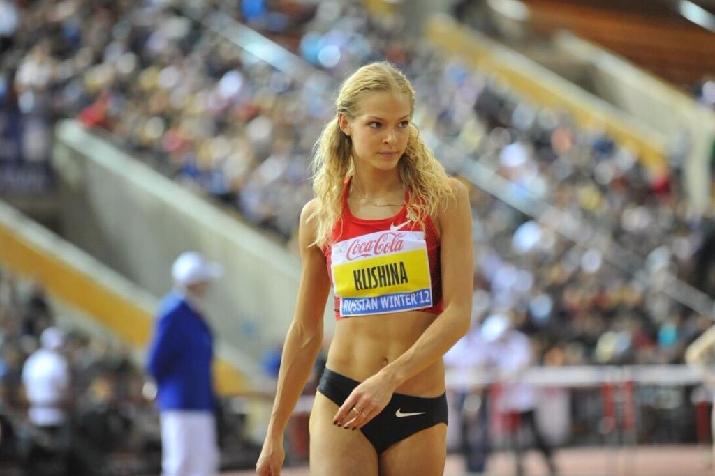 фото спортсменок по легкой атлетике