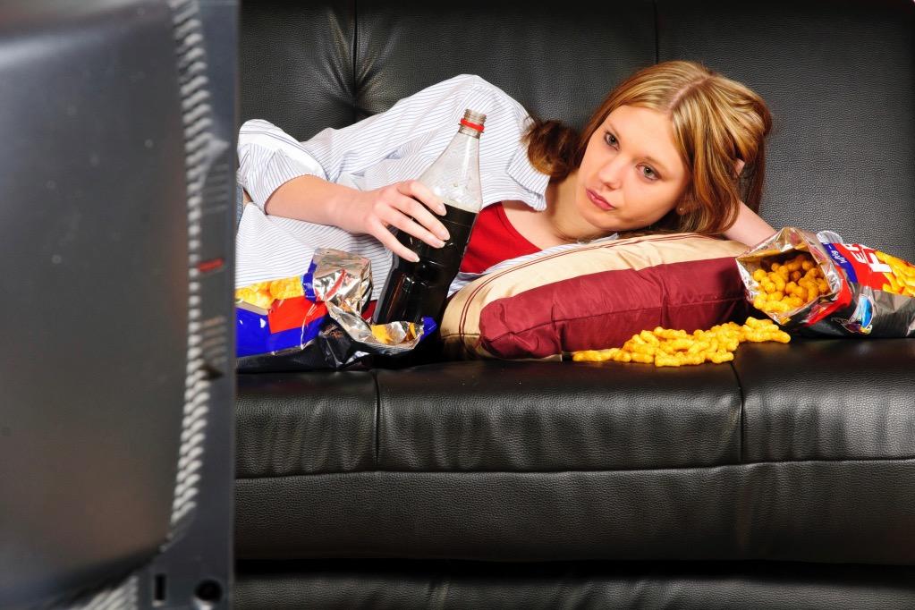 Как сильной женщине перестать жрать?