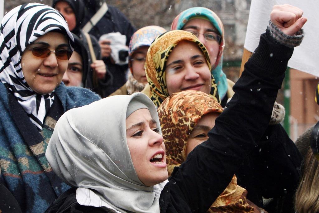 Интересы турецких жён