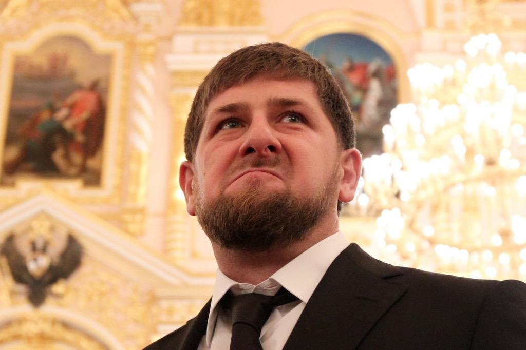 Подписались за Кадырова