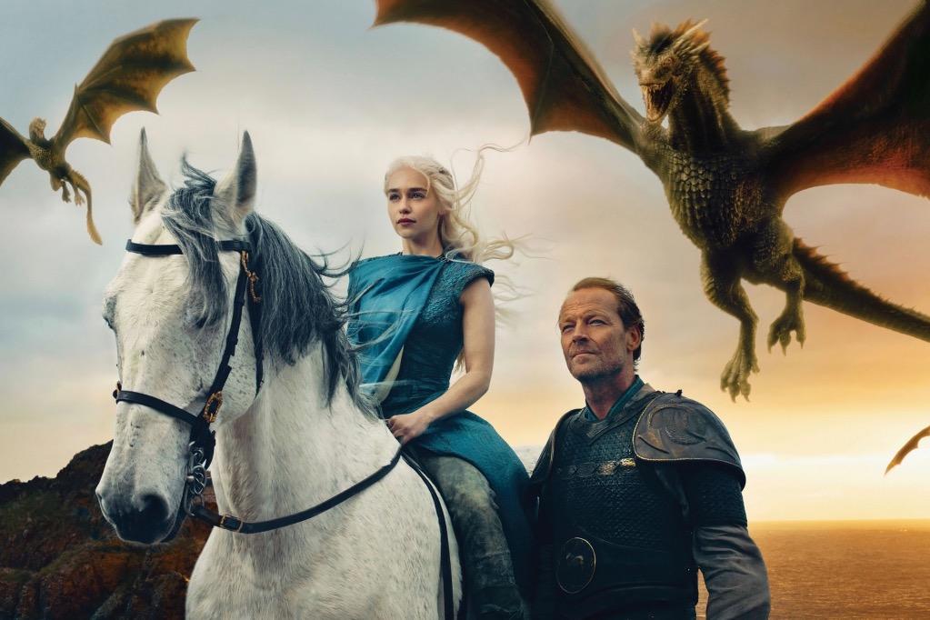Эмилия Кларк: из королевы драконов -- в поросёнка