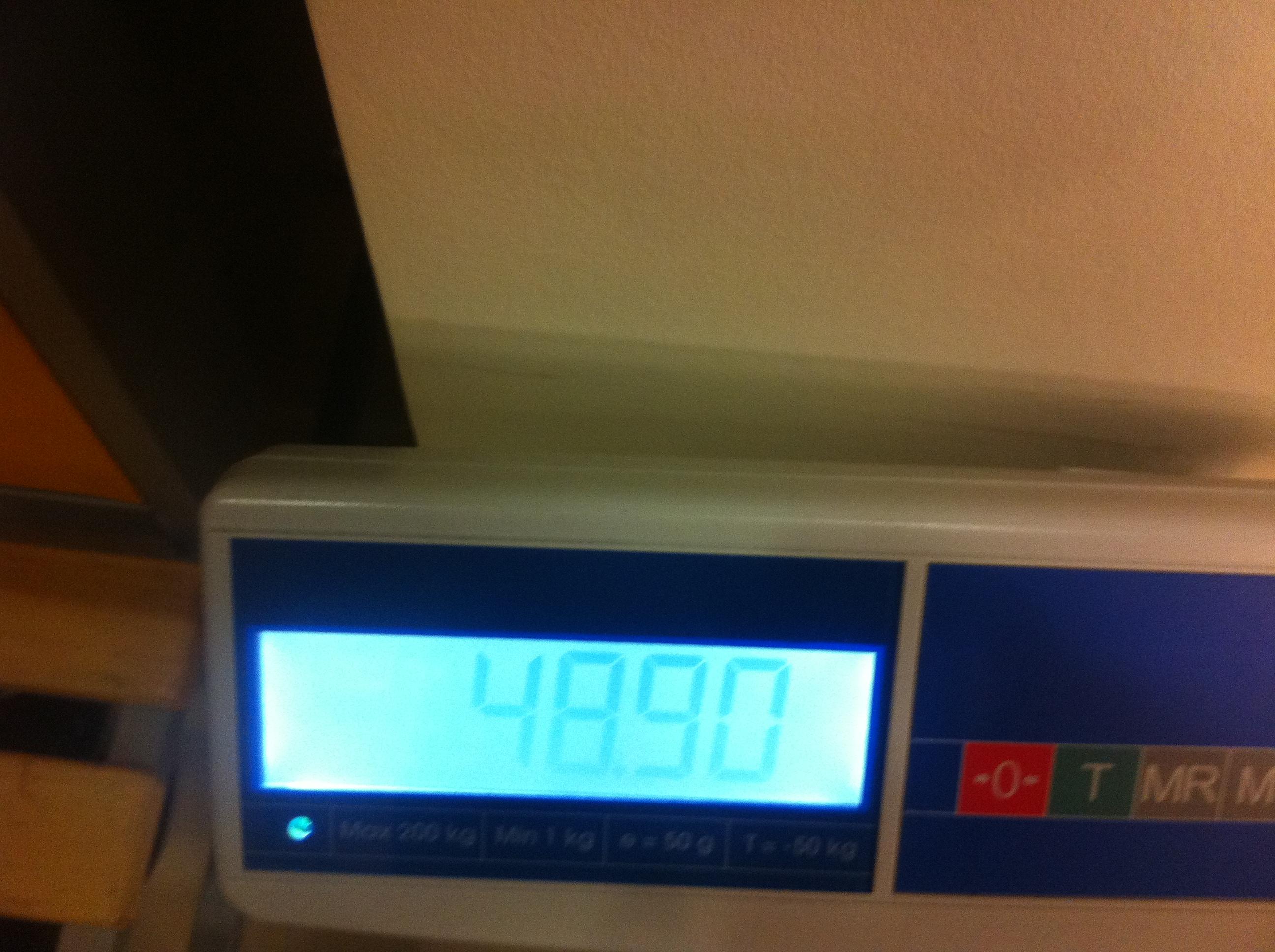 Сколько весит Олененок? IMG_2686
