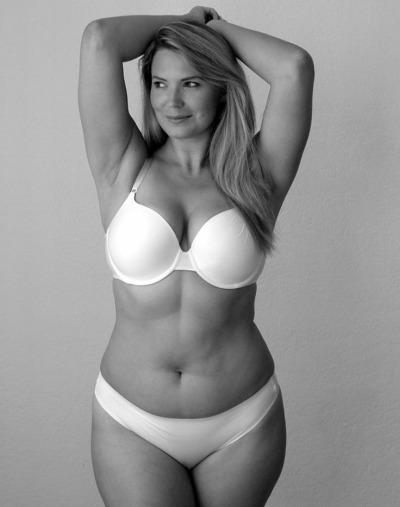 Толстая сексуальная девушки фото 771-382