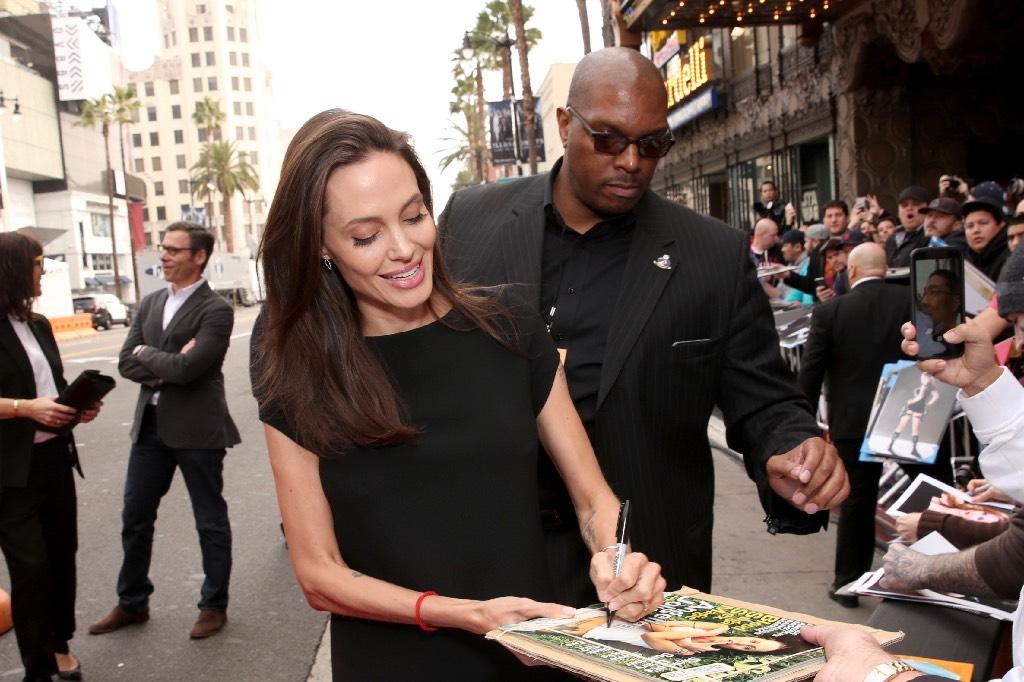 Анджелина Джоли и её анорексия