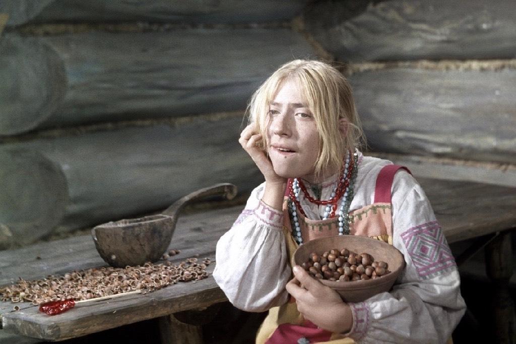 Молодая симпатичная полячка