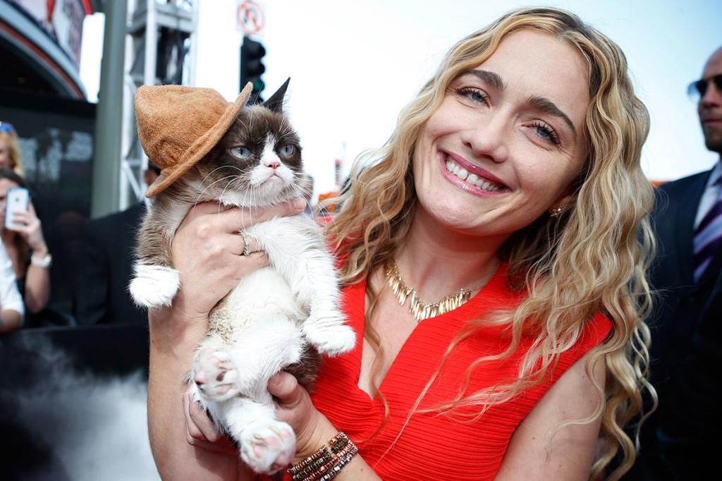 Как стать миллионершей с помощью котика?