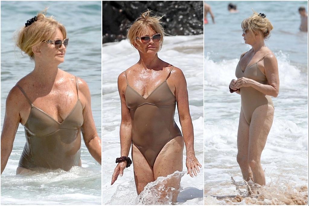 Толстенькие на пляже — 15