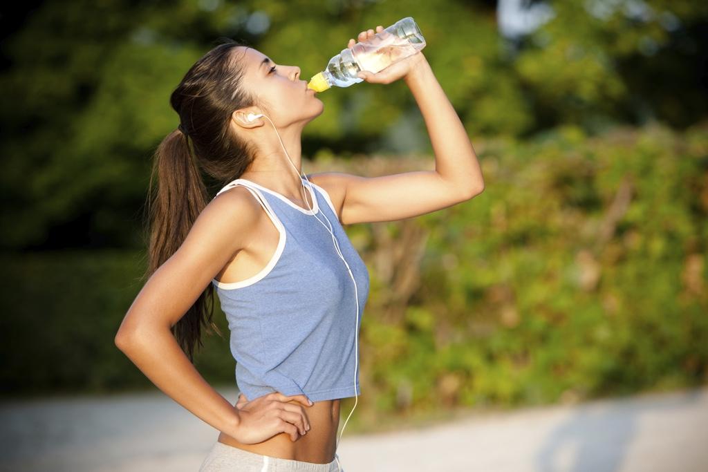 10 правил тренировок в жару