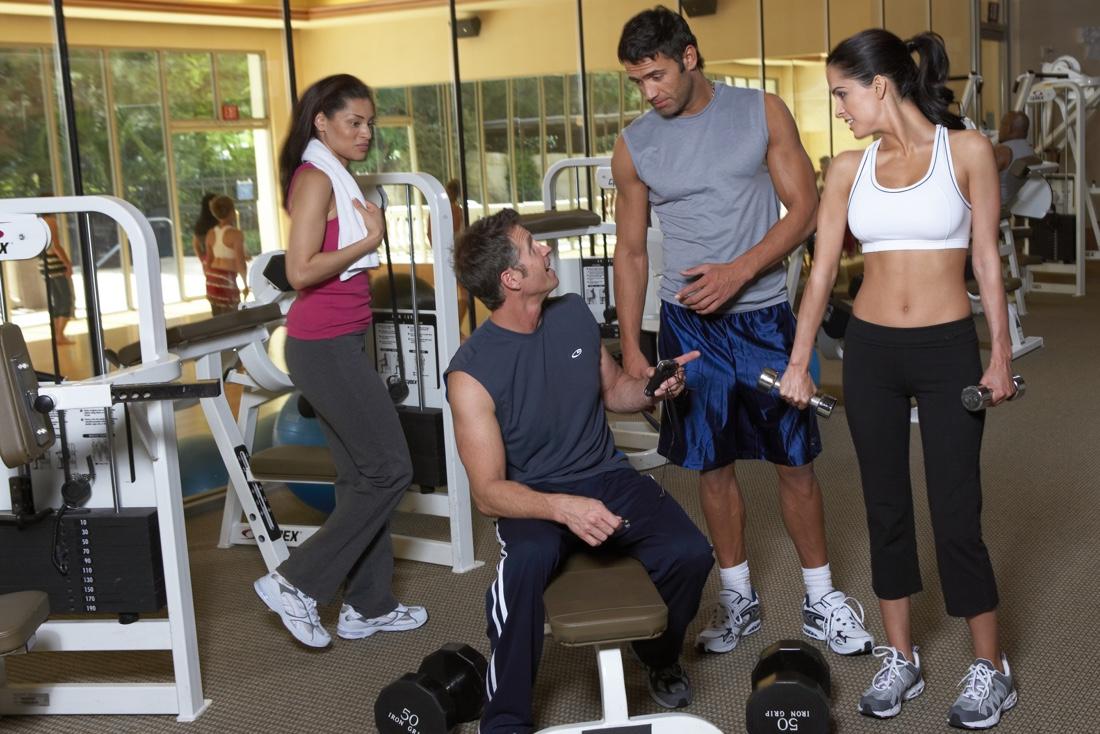 В Какой Спортзал Ходить Чтобы Похудеть. Советы тренеров: как похудеть в тренажерном зале