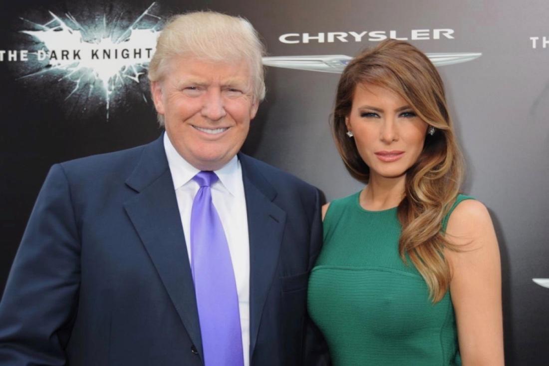 Мелания Трамп: «Не хочу быть леди!»