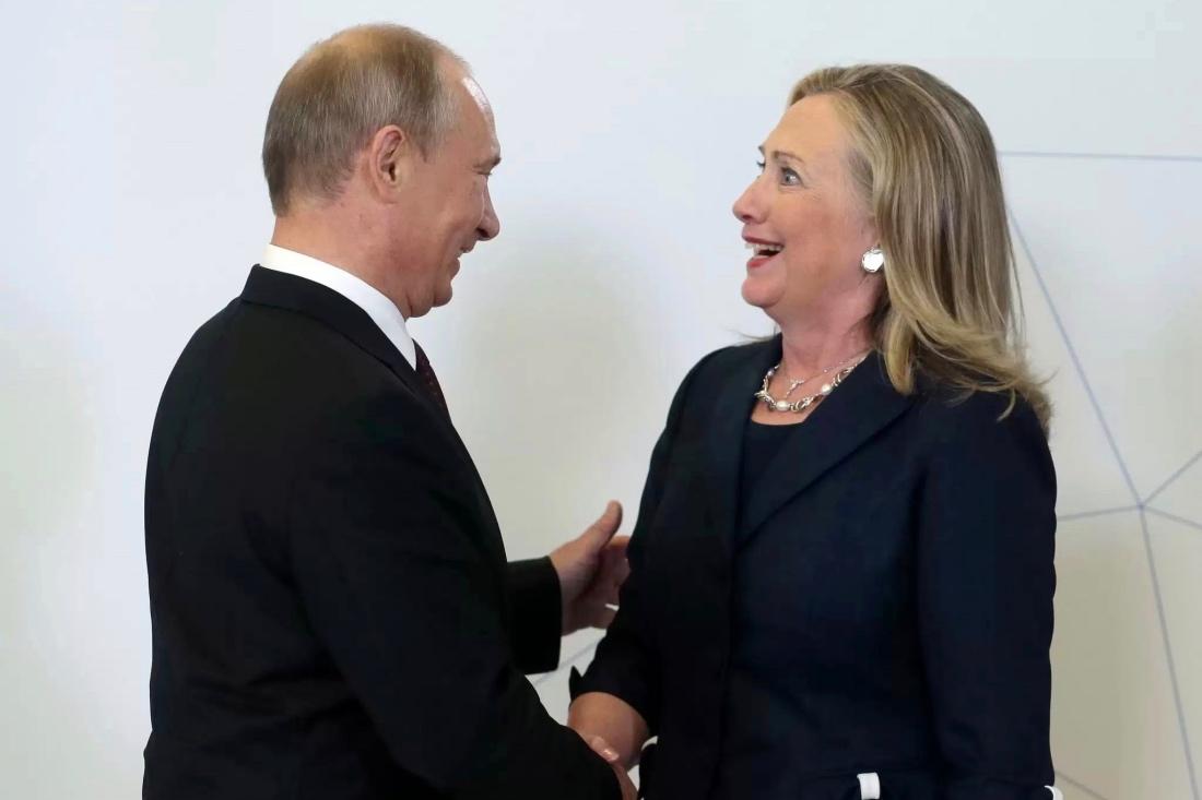 Спокойная сила Владимира Путина