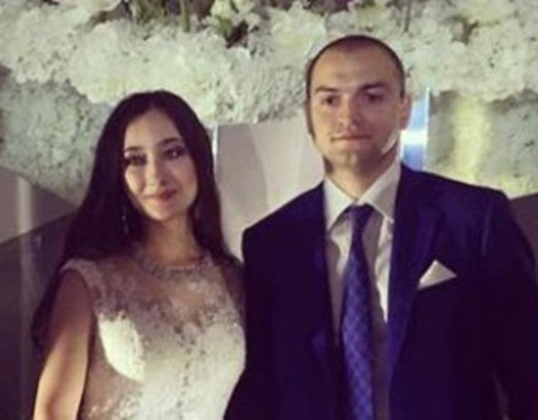Свадьба судьи с эстрадой