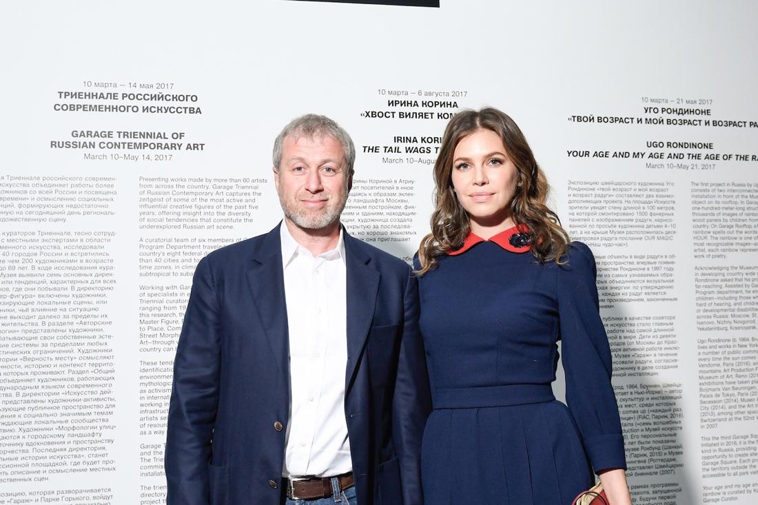 Абрамович и Жукова развелись
