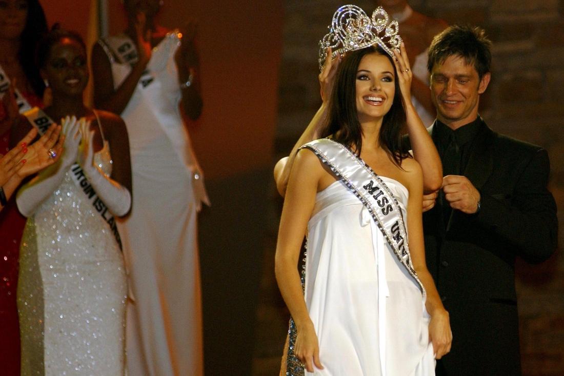 Оксана Фёдорова: из «Мисс Вселенная» -- в тётку