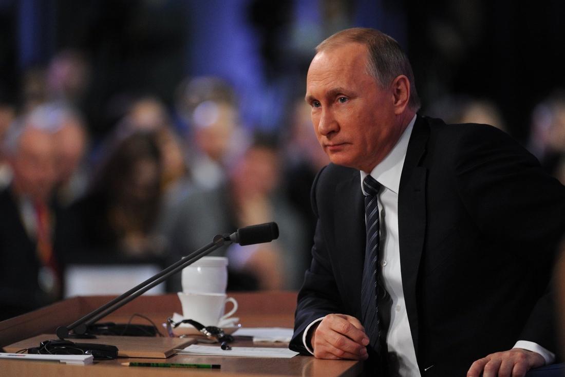 Недостатки Путина