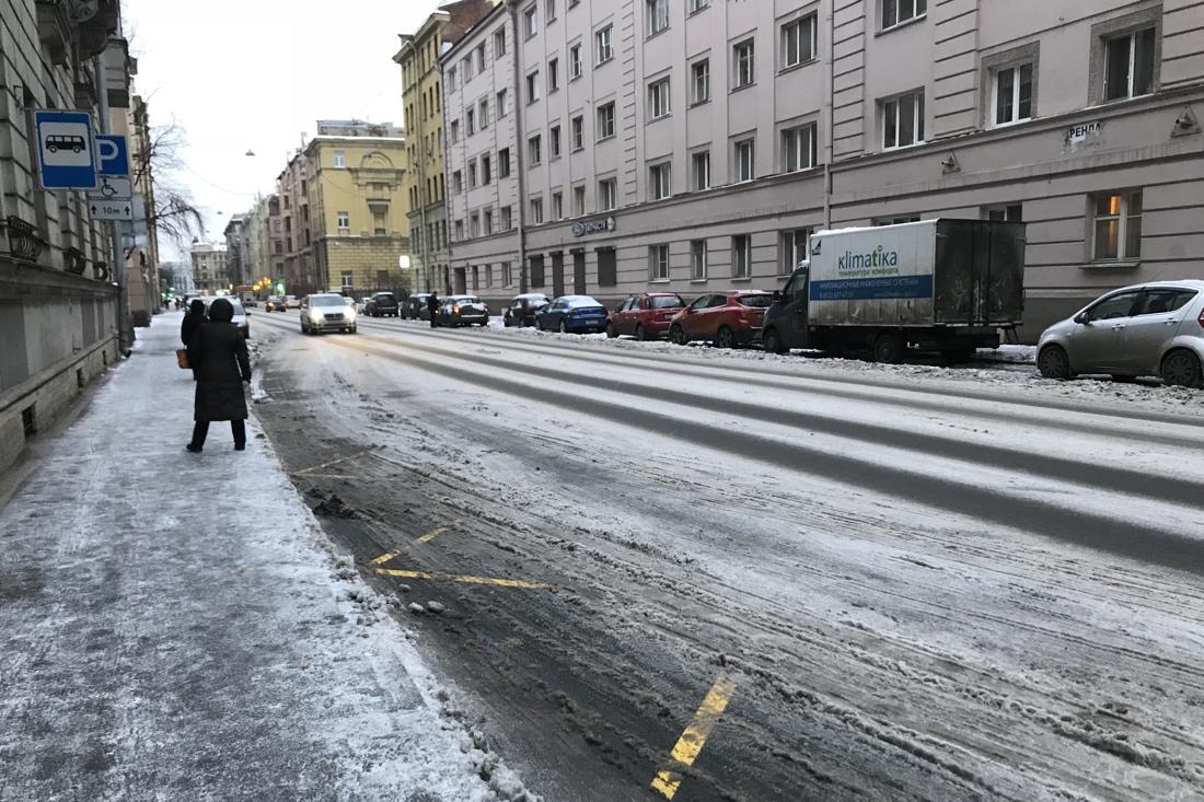 Терпилы Санкт-Петербурга